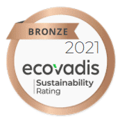 ecovadis sustainability FPSA BRONZE 2021