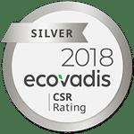 La notation Ecovadis permet de mesurer la Responsabilité Sociétale des Entreprises (RSE) en termes de développement durable et d'éthique sociale.