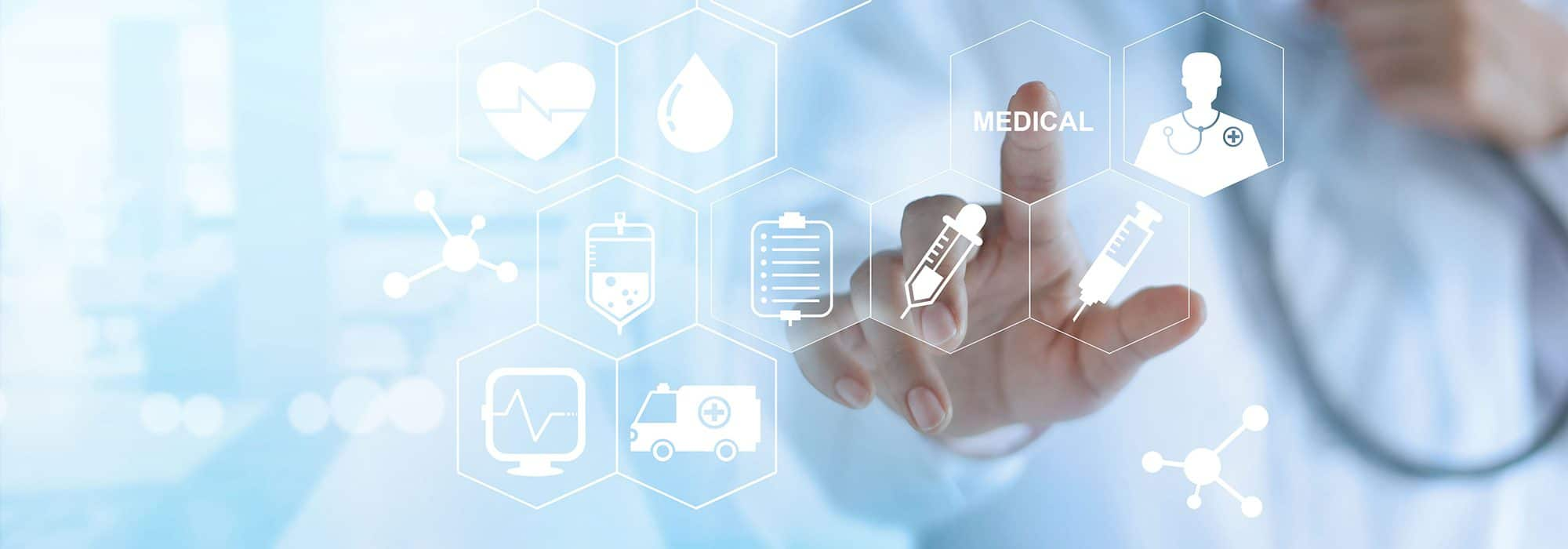 Injection & plastics transformation for the medical field
