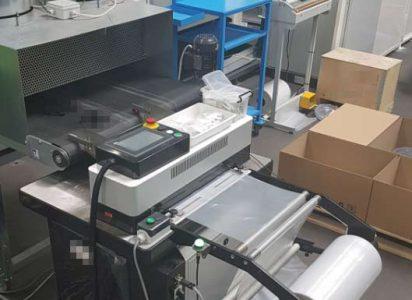 Ensachage automatique pour les pièces plastiques automobiles