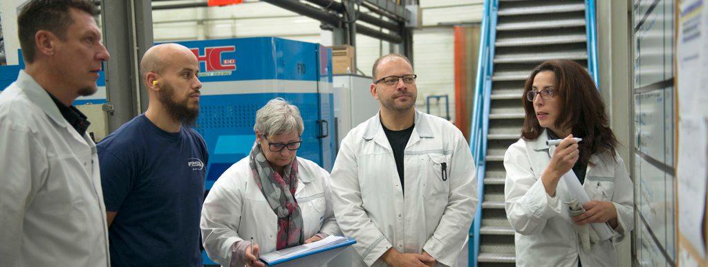 Spécialiste de l'injection thermoplastique et de la fonderie sous pression zamac, FPSA sort des sentiers battus
