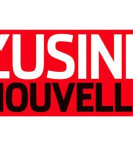 "FPSA im Magazin ""L'Usine Nouvelle"""